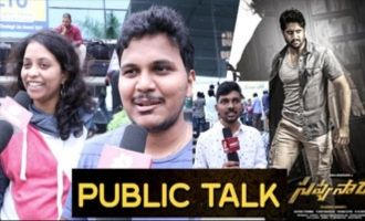 SavyaSachi Public Talk