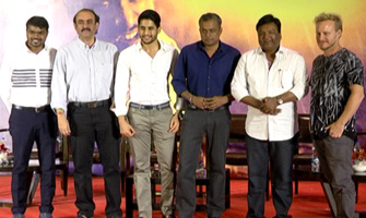 'Saahasam Swasaga Saagipo' Press Meet