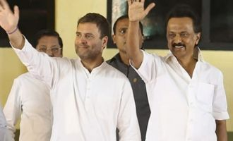 Stalin's 'Rahul for PM' call finds no traction
