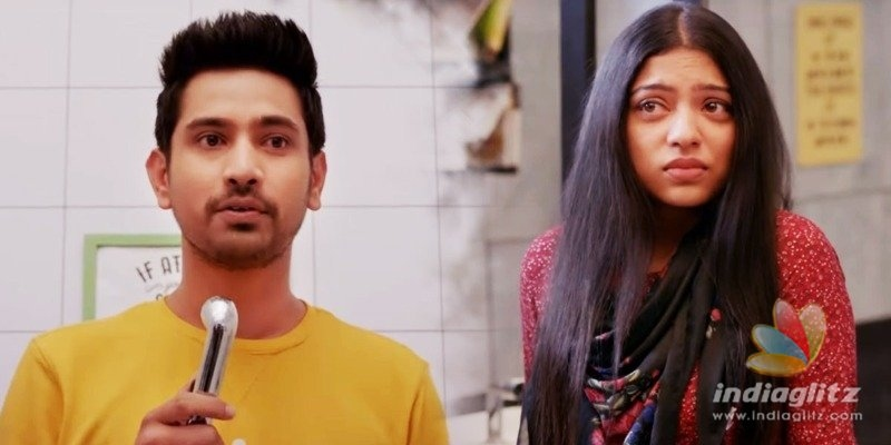 Stand Up Rahul Teaser: A coming-of-age romantic comedy