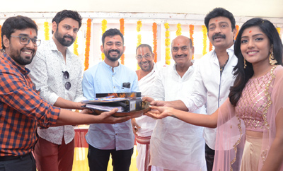 'Subrahmanyapuram' Movie Launch
