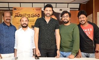 'Subrahmanyapuram' Success Meet