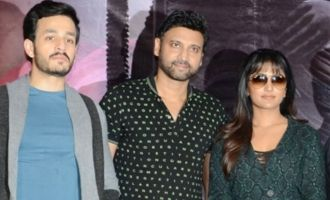 'Subrahmanyapuram' Trailer Launch
