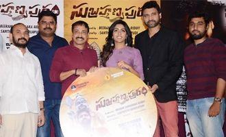 'Subrahmanyapuram' Big CD Launch