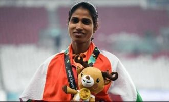 Asian Games gold medallist rejected 30 lakhs prize money by CM