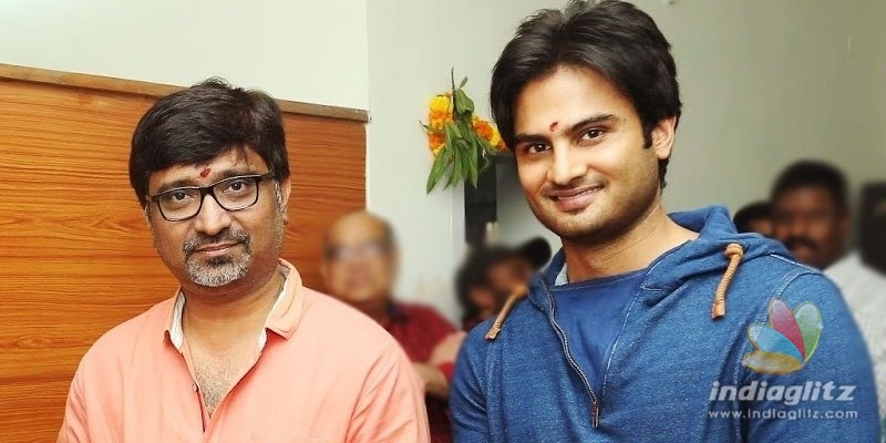 Indraganti to direct Sudheer Babu once again after V
