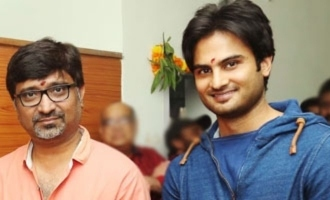 Indraganti to direct Sudheer Babu once again after 'V'