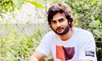 Sudheer Babu resolves to plant saplings ahead of his movies