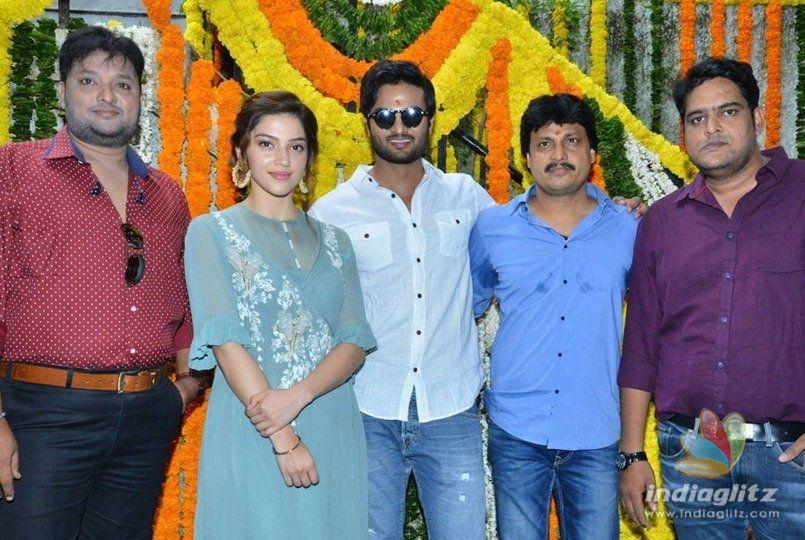 Sudheer Babu, Mehreens film launched