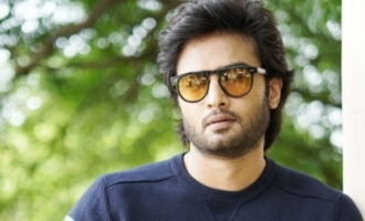 When Sudheer Babu was unable to walk and he worked hard to overcome ailment!