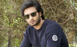 Asking Mahesh for help is like asking dowry: Sudheer Babu
