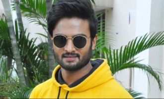 Review my movie, dear audience: Sudheer Babu