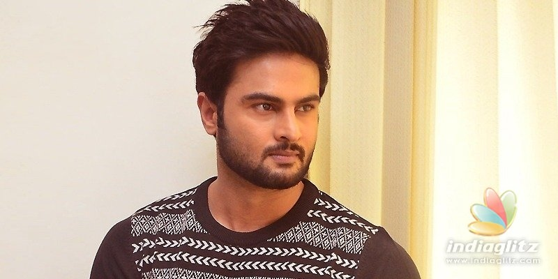 Sudheer Babu turns super macho in just 25 days
