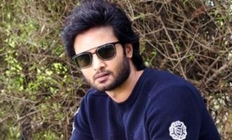 Sudheer Babu gives update on 'Aa Ammayi Gurinchi Meeku Cheppali'