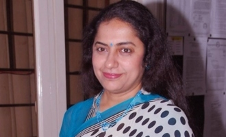 Suhasini breaks silence on Mani Ratnam rumours