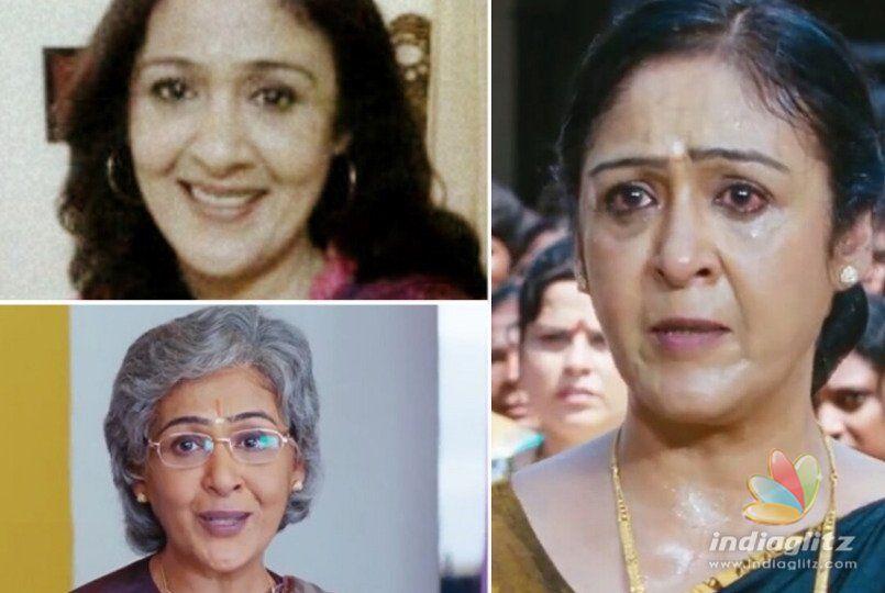 Senior actress Sujata Kumar breathes her last