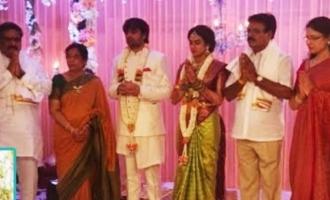 Sujeeth gets engagement with Pravallika