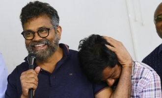 Sukumar with love for the disciple
