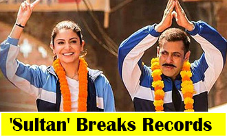 'Sultan' Breaks Records: Grosses Rs. 345 CR Worldwide!