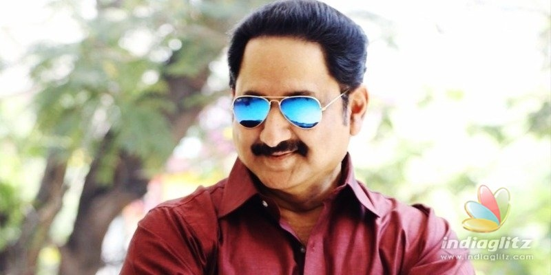 Suman reveals who his dream actor is