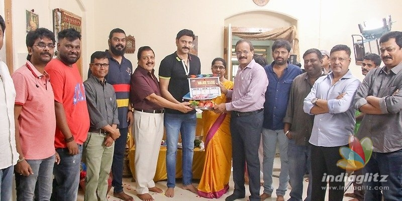 Sumanths emotional thriller goes on the floors