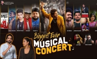 Sushanth & Nivetha Pethuraj Invites You All To #AVPLMusicalConcert On Jan 6