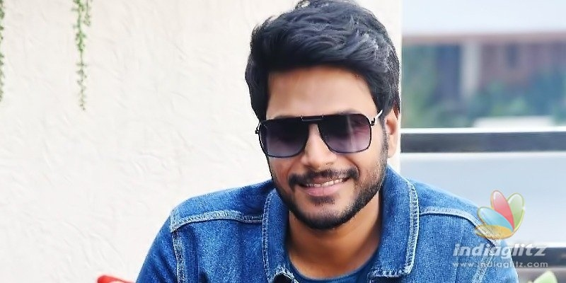 Thankful Sundeep Kishan gifts Benz to parents