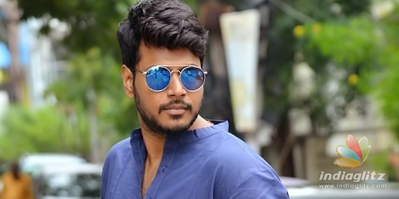 Sundeep Kishan injured due to fight masters mistake