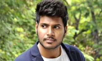 Sundeep Kishan explains accident during shoot