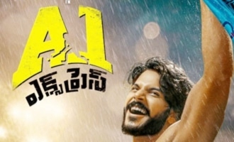 Sundeep Kishan gets applause for A1 Express's bare-bodied look
