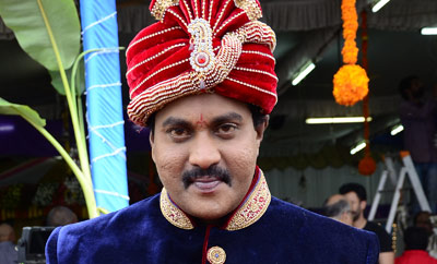 Sunil - N Shankar Movie On Location