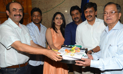 United Kireeti Movies Ltd Production No. 8 Movie Launch