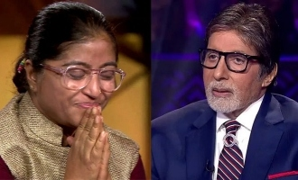 Social activist Sunitha Krishnan appears on KBC