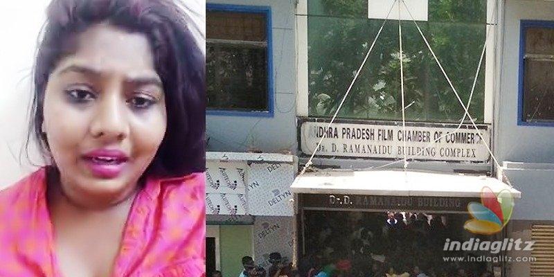 Sunitha Boya alleges Mega producer cheated her