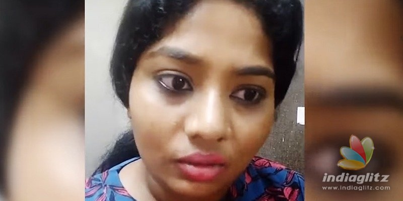 I am not mentally stable, says Sunitha Boya after issue with Mega producer