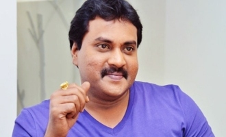 Sunil admitted to hospital in Hyderabad