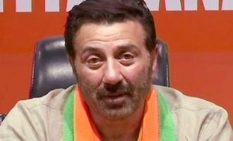 Sunny Deol joins political party