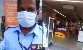 Hyderabad: Police book supermarket manager, guards over racism
