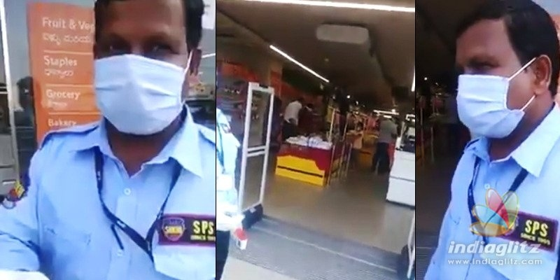 Hyderabad: Police book supermarket manager, guards over racism