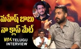 Suriya & Selvaraghavan interview