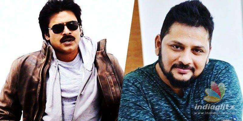 Pawan Kalyans film with Surender Reddy confirmed in style!