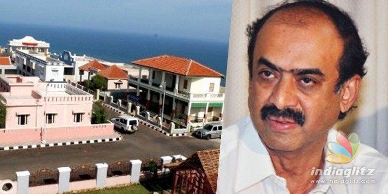 Political pressure to return Ramananaidu Studio land parcel?