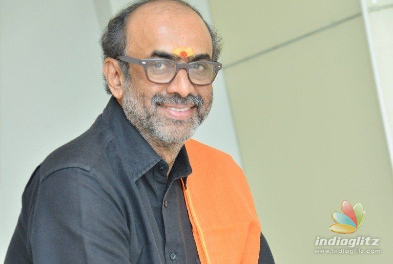D Suresh Babu on Adhugo, upcoming projects & more