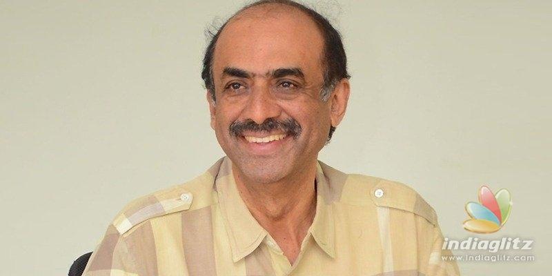 Venky is not doing that remake: Suresh Babu
