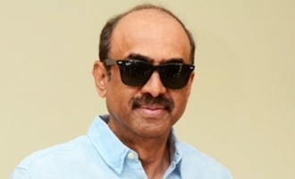 D Suresh Babu opens up on Narappa's OTT release controversy