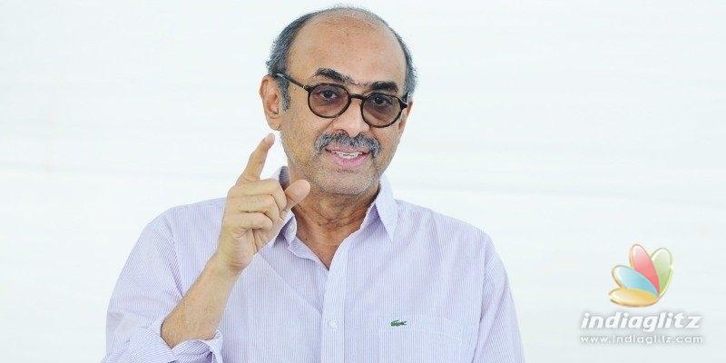 D Suresh Babu on Narappa, OTTs, future of theatres & more