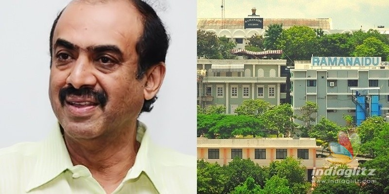 IT raids at properties of Suresh Babu, Ramanaidu Studios