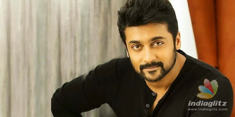 Suriya says no one came to help him before in losses!