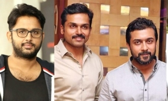 COVID-19: Kind-hearted Nithiin, Suriya, Karthi, Rajasekhar show the way