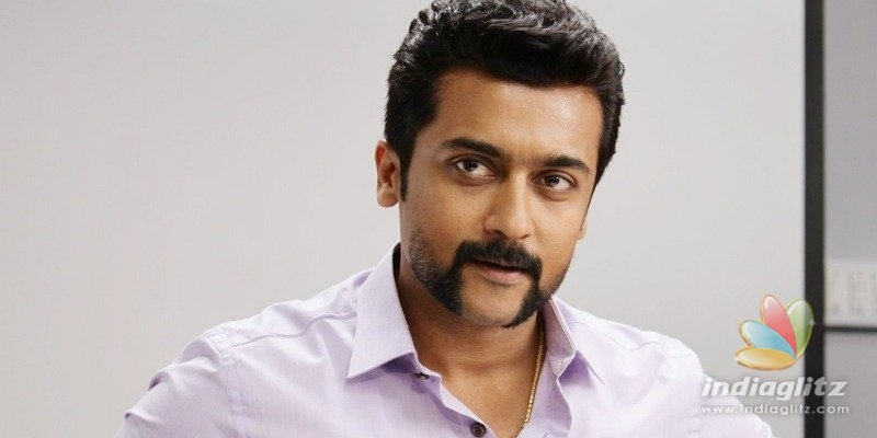 After Suriya confirms coronavirus status, fans flood him with wishes